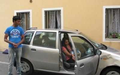 """Lonigo, famiglia straniera sfrattata vive in auto. Rebesani (Sunia): """"Il Comune intervenga"""". Appello anche ai cittadini"""