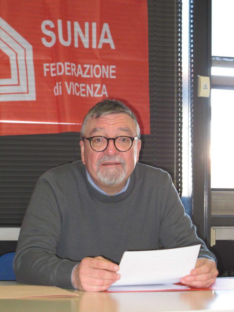 Congresso Sunia Vicenza: confermato segretario Mauro Marchi