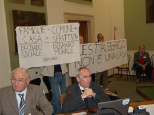 5.000 abitazioni sfitte a Vicenza città: il SUNIA chiede spiegazioni al Comune!